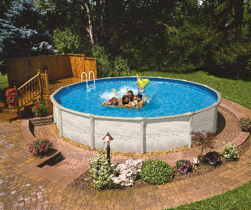 Above Ground Pools For Ottawa Homes Poolarama