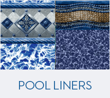 Pool liners image for a button