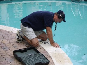 swimming pools repair