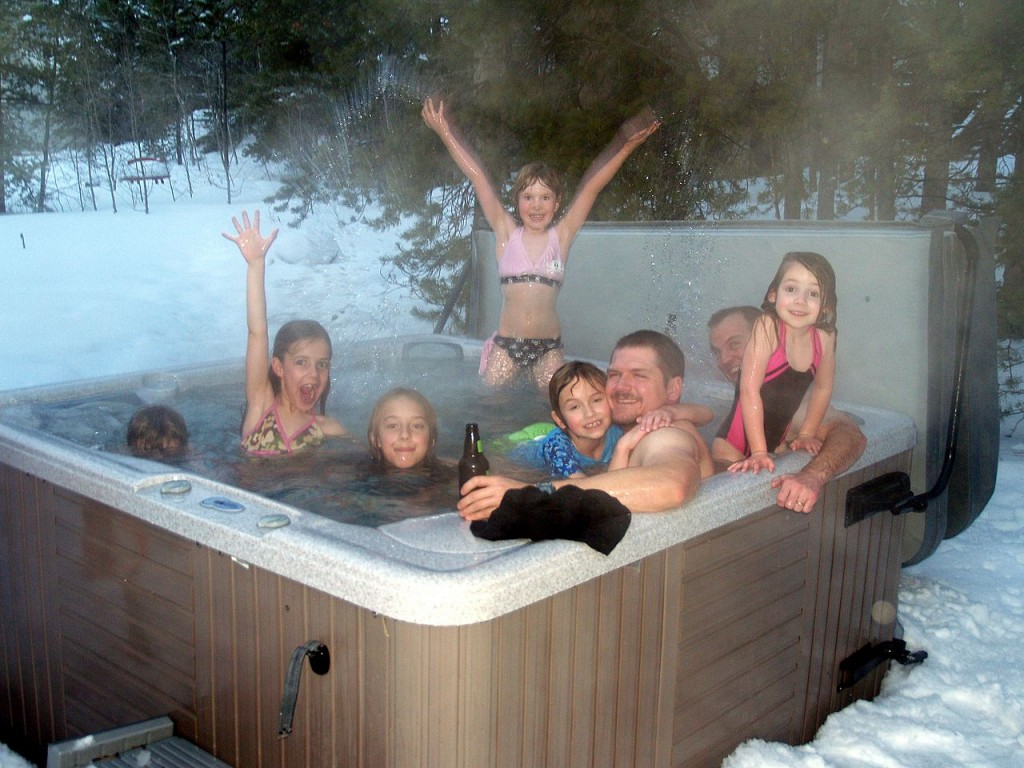 Can You Use Your Hot Tub In Winter?