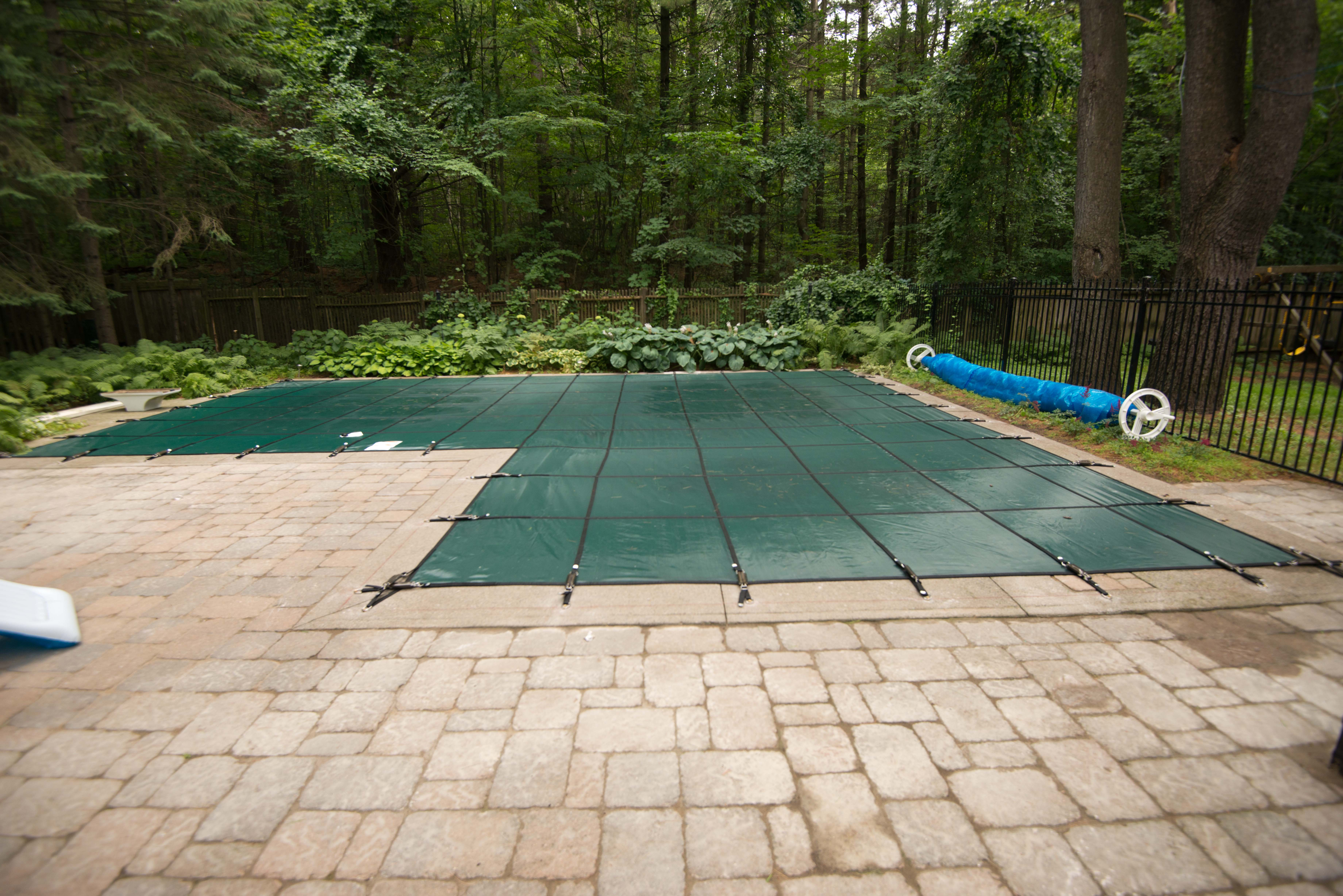 Swimming Pool Safety Covers Ottawa Poolarama