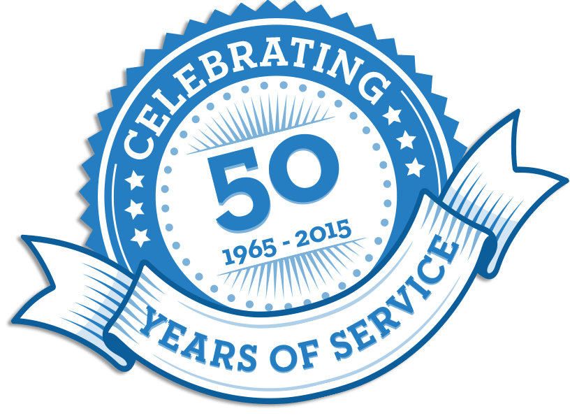 Poolarama<span>50 years of service</span>