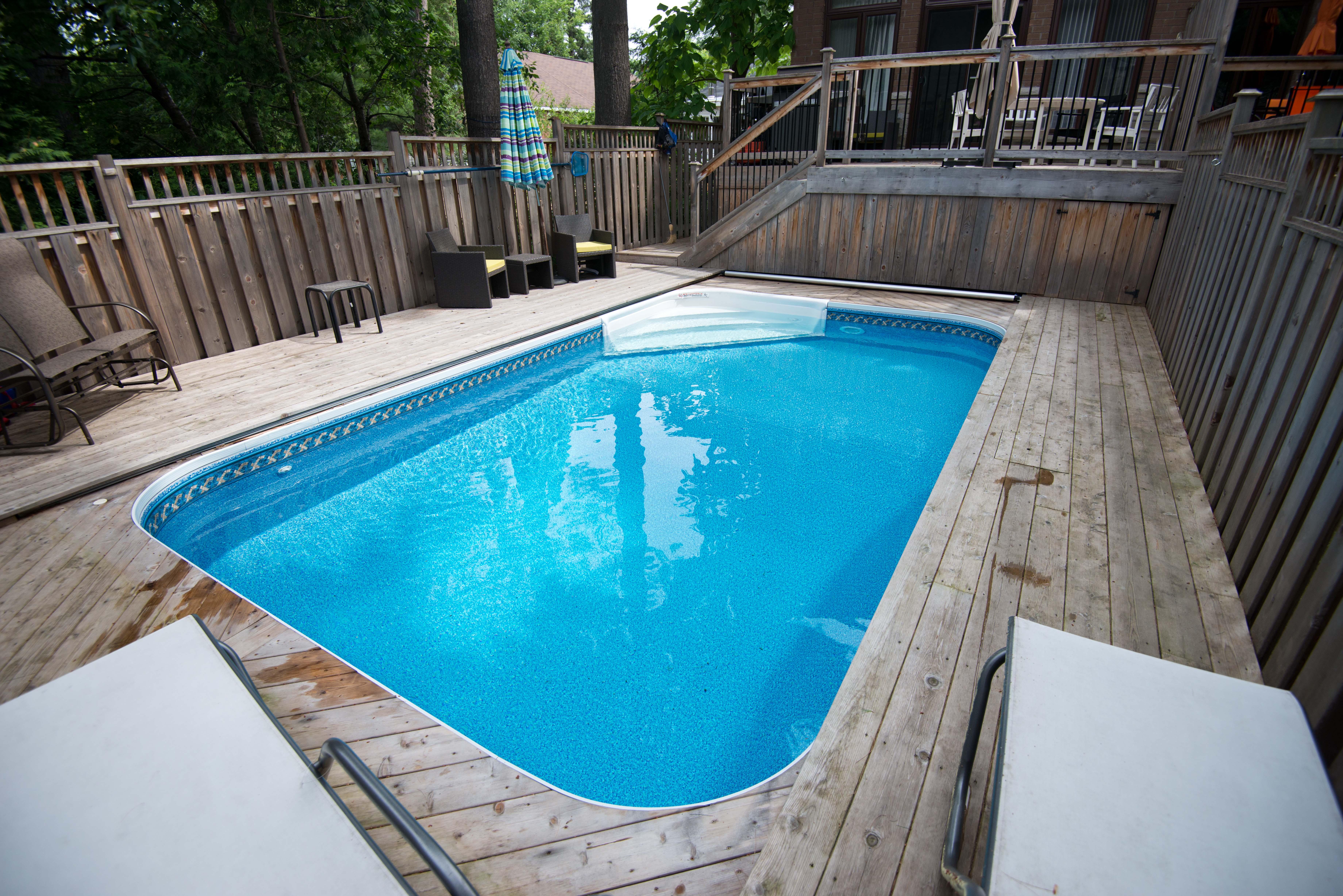 Vinyl Inground Swimming Pools For Ottawa Homes Poolarama