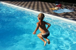 Swimming pool safety covers let you focus on enjoying your pool
