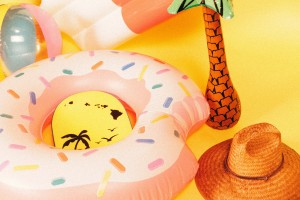 Get your pool supplies in Ottawa and liven up your summer with these hilarious floaties!