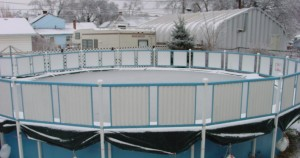 Pools in Ottawa sometimes need a bit more than standard winterizing for off-season care.