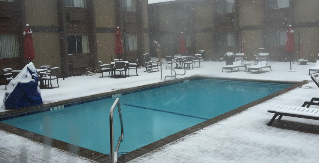 Caring for Salt Water Swimming Pools In Winter - Poolarama ...